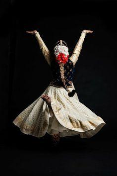 INDIA CELEBRATION OF DANCE FORMS...A KATHAK DANCER via Google+