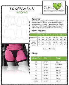 size XS-S Waxx Jones Mens Boxers green plaid check underwear