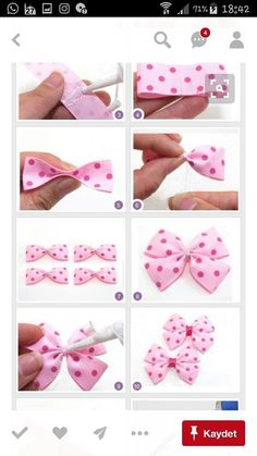 Ribbon Hair Bows Baby Hair Bows Diy Ribbon Ribbon Crafts Diy Baby Headbands Diy Headband How To Make Hair How To Make Bows Handmade Hair Bows Ribbon Hair Bows, Diy Ribbon, Ribbon Crafts, Fabric Crafts, Ribbon Flower, Wired Ribbon, Diy Crafts, Toddler Hair Bows, Girl Hair Bows