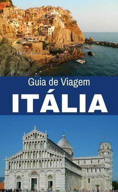 Guia de Viagem para a Itália: veja fotos, roteiro, passeios, preços, dicas úteis e muito mais nesse guia que trata de uma viagem para conhecer Cinque Terre, Toscana, Veneza e Roma.