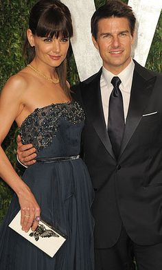 Tom Cruise and Katie Holmes: Their most memorable moments - Yahoo! omg!