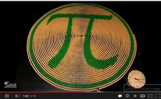 3 minute 14 second pi dominoes video and other pi day videos