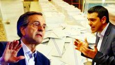 Η κυβέρνηση ΝΔ και ΠΑΣΟΚ υπό τον πανικό του προβαδίσματος που απέκτησε ο ΣΥΡΙΖΑ στις Ευρωεκλογές προσπαθεί να τον ανταγωνιστεί σε λαϊκισμό και δημαγωγία. Γράφει ο Κώστας Στούπας....