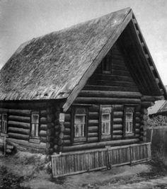 Изба Камина в деревне Фряново