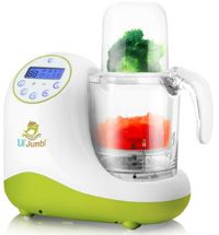 Baby Foodstuffs Steamer And Blender Animate Baby Food Best Baby Food Maker, Baby Food Makers, Baby Food Steamer, Cherub Baby, Toddler Meals, Toddler Rooms, Baby Puree, Blender Recipes, Cool Baby Stuff