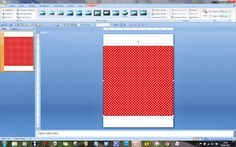 Tutorial on resizing square paper to 8 1/2 x 11  Teacher's Toolkit: Peek at the Week