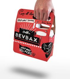 Coffee BevBax on Packaging of the World - Creative Package Design Gallery