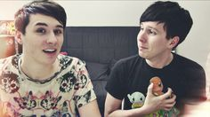 What if you just witnessed the face Phil could make when Dan is is coming down the aisle