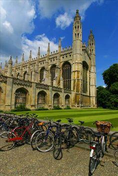 Cambridge,UK - great memories:)
