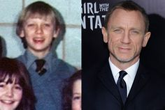 daniel craig young high school yearbook 1979 photo red carpet 2012 photo