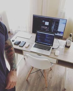"1,256 Likes, 43 Comments - Paul Guro (@bearded_tomat) on Instagram: ""Saturday!  • • • • #programming #developer #development #coding #javascript #angular #webdesign…"""