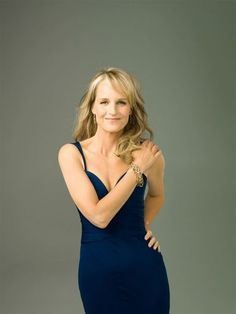 """Helen Hunt: """"I do eat well. I try to love my body. That is what I tell my daughter. I say, 'Love every bite of food. Love your body. We're all going to be dead soon.' Actually I don't say that last thing to her!"""""""