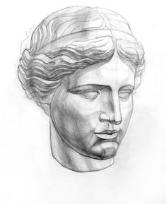 Life Drawing, Drawing Sketches, Greek Drawing, Animal Drawings, Art Drawings, Painting Corner, Academic Drawing, Ancient Greek Sculpture, Unique Drawings