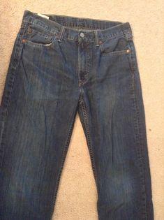 5fad5d26932f8 Levis 514 Performance Motion Stretch Straight  Soft  Dark Blue Jeans   fashion  clothing