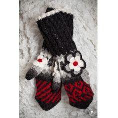 Anelmaiset Lapasten ohje à la Anelmaiset Knit Mittens, Knitting Socks, Knit Socks, Scarf Hat, Tatting, Needlework, Knitwear, Knit Crochet, Crochet Patterns