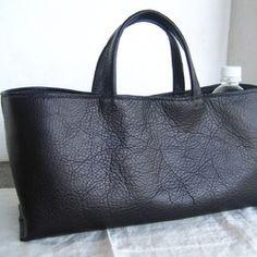 Minimalist Bag, Cardigan Pattern, Fashion Bags, Leather Bag, Tote Bag, Creema, Totes, Fashion Handbags, Tote Bags