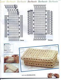 http://www.crochetparfait.blogspot.gr/2013/05/lace-spa-basket.html .. http://adaiha.blogspot.com/2009/04/more-crochet.html