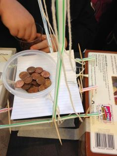 Stem Engineering Challenge: Bridges With Straws And Toothpicks