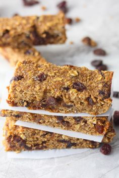 Cinnamon raisin protein bars are nut free and pretty high in protein! You can eat more then one with out the guilt
