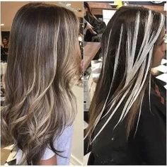 45 hair color hottest highlights for brown hair to enhance your features 00031 - Women Style World Hair Color Placement, Angled Haircut, Top Hair Salon, Cheveux Ternes, Lighter Hair, Hair Color Techniques, Hair Trim, Dull Hair, Coarse Hair