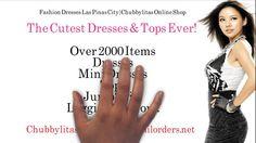 ChubbylitasOnlineShop Las Pinas City Affordable Clothes, Cute Dresses, Fashion Dresses, City, Youtube, Shopping, Things To Sell, Pretty Dresses, Fashion Show Dresses