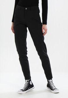 15d0fe29381 SKYLINE TRAVELER PANTS REG - Trousers - black @ Zalando.co.uk 🛒