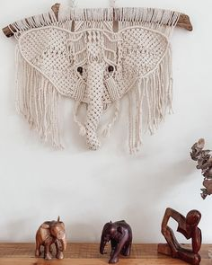 "THREAD SAGELY HOME MACRAME on Instagram: ""I've been dreaming of all of the places we've been fortunate enough to have travelled over the years, all of the interesting people we've…"""