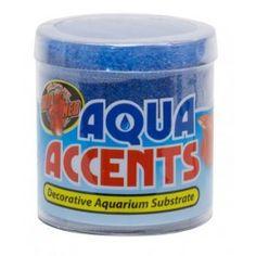 Aqua accents sand