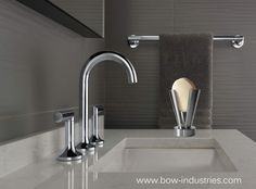 Superbe Sink With Self Cleaning Soap Dish.