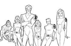 Pipoca Com Bacon I Aprenda a Desenhar: X-Men Evolution I #PipocaComBacon