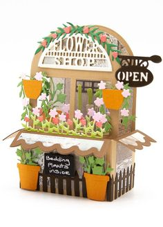 Create a wonderful shop window to suit every season with the NEW Tonic Seasonal Shop Window 😍
