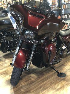 2019 StreetGlide CVO in Black Forest & Wineberry Harley Davidson Cvo, Harley Davidson Motorcycles, Baggers, Black Forest, Motorcycles For Sale, Showroom, Touring, Tennessee, Motorbikes