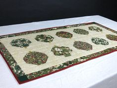 Handicraft, Appreciation, Etsy Shop, Quilts, Rugs, Artwork, Home Decor, Quilt Table Runners, Home Deco