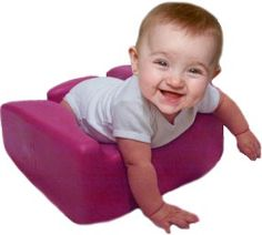 Tumzee. Tumzee is a unique product that will make your child's tummy time a pleasant experience.