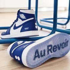 "Air Jordan 1 ""Au Revoir"" for Colette - EU Kicks: Sneaker Magazine"