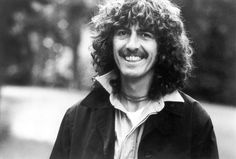 George Harrison '77 perm