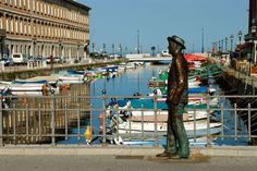 Trieste (Venezia Giulia, border with Slovenia) Trieste, Vintage New York, James Joyce, Rockefeller Center, Little Italy, Lower Manhattan, Brooklyn Bridge, Empire State, New York City