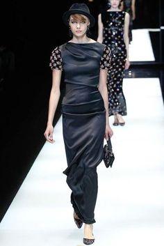 Giorgio Armani Autumn/Winter 2017 Ready to Wear Collection   British Vogue