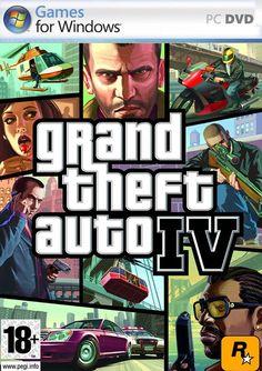 Descargar juegos para pc por mega 2014: Grand Theft Auto 4 / GTA 4 [Español] [Full] [MG]