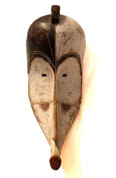 Fang Mask, Black & White