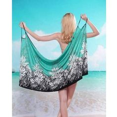 Womens Summer Bikini Swimwear Cover Up Beach Dress