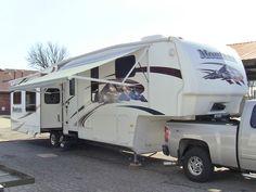 2009 Keystone Montana 3605RL used fifth wheel...SOLD! www.HelpSellMyRV.com  Louisville Kentucky 502-645-3124