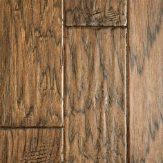 Hardwood floor part 1 of 2 - Lumber Liquidators Handscraped Hickory Heritage
