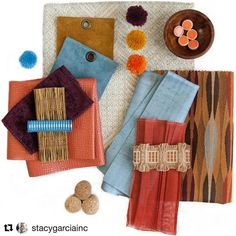 #Repost @stacygarciainc  The 70's are back! Earth tones mixed with bright prints and patterns are eminent of this era and we are seeing it everywhere! Try incorporating this palette in your space to get the look of the trend! @brintons_carpets @eykondesign @trikes.interiors @dl.couch @townsendleather #stayinspiredsg . . . #design #color #trend #drapery #patternplay #interiors #textiledesign #productdesign #textileart #textileprint #trendinspiration #blue #orange #brightcolors #earthtones…