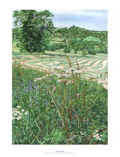 Printmaking, Watercolor Paintings, Fine Art Prints, Plants, Water Colors, Printing, Graphics, Planters, Carving