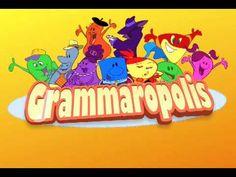Music videos about grammar concepts