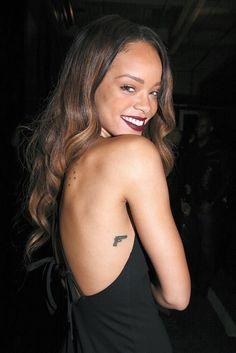 Rihanna  [Photo by Merry Brownfeld]