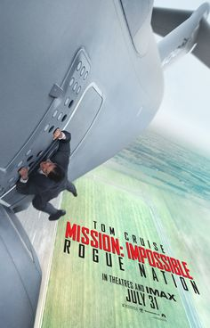 #MissionImpossible5 – Rogue Nation Premiere with #TomCruise on 25th July 2015 in #London! Don't miss it and get your tickets @CornucopiaEvents : http://www.cornucopia-events.co.uk/premiere/