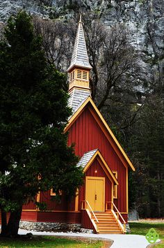 Yosemite chapel grandma patty remarried here to grandpa joe in 2004