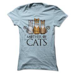 Mother Of Cats #sunfrogshirt